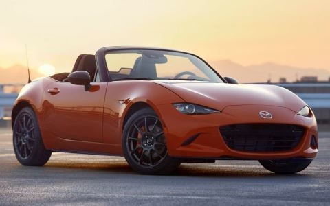 Mazda Mx5 Cabrio Cars Rent A Car In Gran Canaria Try To Rent A Car At The Best Conditions